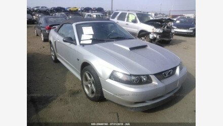 2003 Ford Mustang GT Convertible for sale 101184111