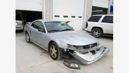 2003 Ford Mustang Coupe for sale 101190542