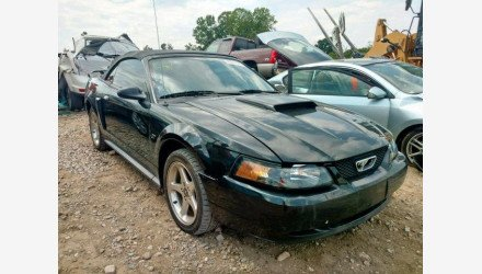 2003 Ford Mustang GT Convertible for sale 101190686