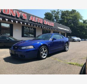 2003 Ford Mustang Cobra Coupe for sale 101191350