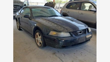 2003 Ford Mustang Coupe for sale 101192057