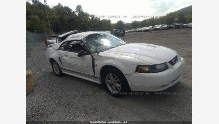 2003 Ford Mustang Coupe for sale 101192351