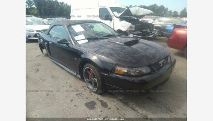 2003 Ford Mustang GT Convertible for sale 101192466