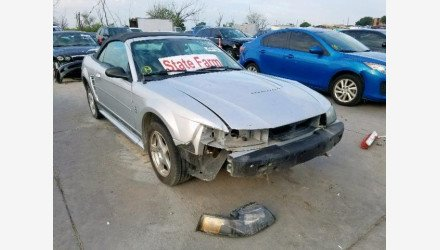 2003 Ford Mustang Convertible for sale 101193122