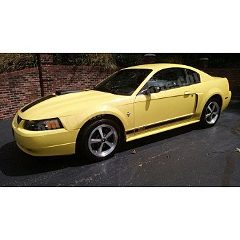 2003 Ford Mustang Mach 1 Coupe for sale 101202823