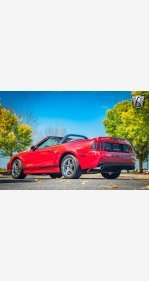 2003 Ford Mustang Cobra Convertible for sale 101216307