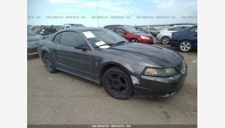 2003 Ford Mustang Coupe for sale 101234810