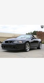 2003 Ford Mustang Cobra Convertible for sale 101243589