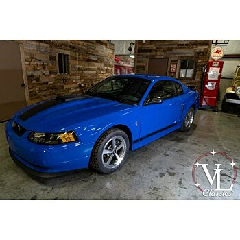 2003 Ford Mustang Mach 1 Coupe for sale 101255181