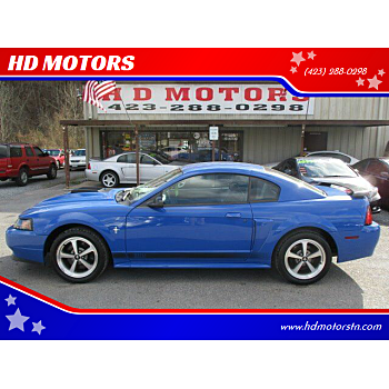 2003 Ford Mustang Mach 1 Coupe for sale 101282070