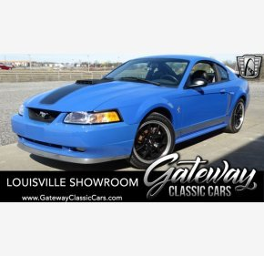 2003 Ford Mustang Mach 1 Coupe for sale 101288870