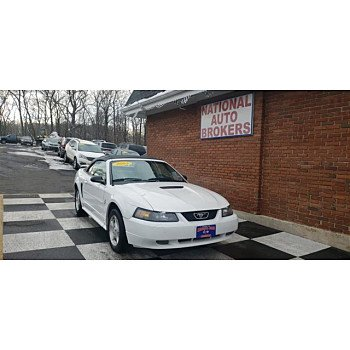 2003 Ford Mustang Convertible for sale 101304450