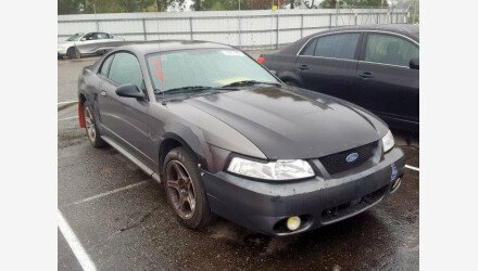 2003 Ford Mustang Coupe for sale 101321562