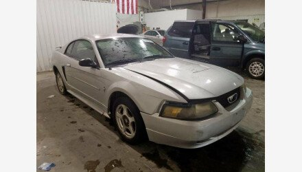2003 Ford Mustang Coupe for sale 101325706