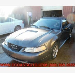 2003 Ford Mustang Convertible for sale 101326212