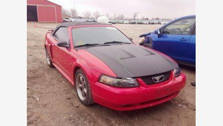 2003 Ford Mustang GT Convertible for sale 101326962