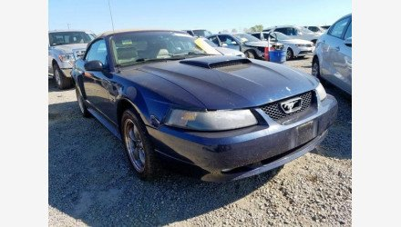 2003 Ford Mustang GT Convertible for sale 101328273