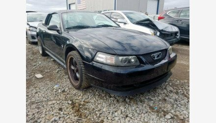 2003 Ford Mustang Coupe for sale 101330474