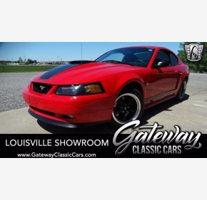 2003 Ford Mustang for sale 101336599
