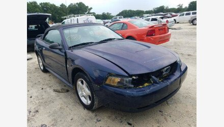 2003 Ford Mustang Convertible for sale 101341449