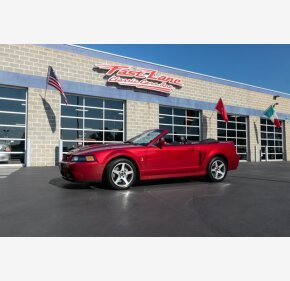 2003 Ford Mustang Cobra Convertible for sale 101342755
