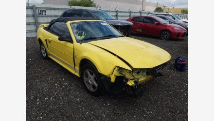 2003 Ford Mustang Convertible for sale 101342988