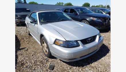2003 Ford Mustang Convertible for sale 101343303
