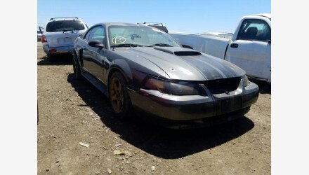 2003 Ford Mustang GT Coupe for sale 101344589