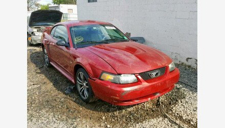 2003 Ford Mustang Coupe for sale 101345187