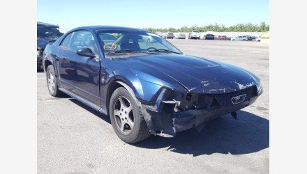 2003 Ford Mustang Coupe for sale 101346596