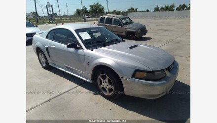 2003 Ford Mustang Coupe for sale 101347141
