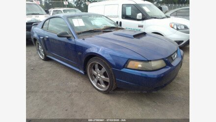 2003 Ford Mustang GT Coupe for sale 101349684