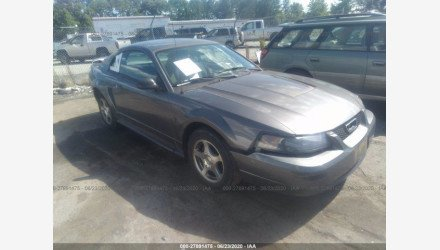 2003 Ford Mustang Coupe for sale 101349695