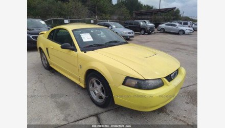 2003 Ford Mustang Coupe for sale 101350165