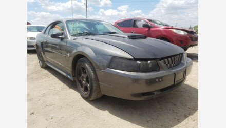 2003 Ford Mustang Coupe for sale 101359672