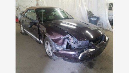2003 Ford Mustang Convertible for sale 101361650