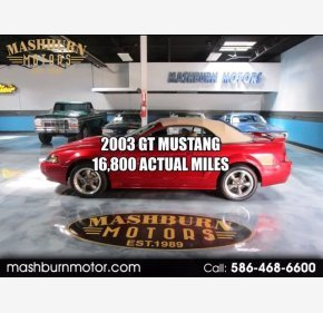 2003 Ford Mustang for sale 101369479