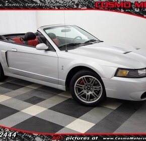 2003 Ford Mustang for sale 101373566