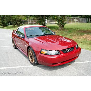 2003 Ford Mustang Convertible for sale 101381612