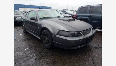 2003 Ford Mustang Coupe for sale 101383543