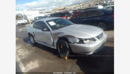 2003 Ford Mustang Coupe for sale 101408394