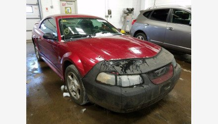 2003 Ford Mustang Coupe for sale 101411179