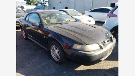 2003 Ford Mustang Coupe for sale 101411217