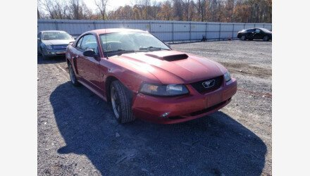 2003 Ford Mustang GT Coupe for sale 101411225