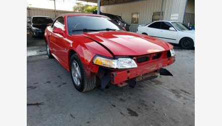 2003 Ford Mustang Convertible for sale 101411227