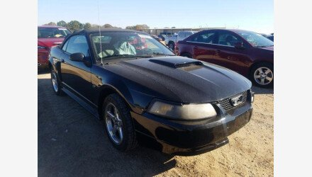 2003 Ford Mustang GT Convertible for sale 101412447