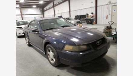 2003 Ford Mustang Coupe for sale 101413063