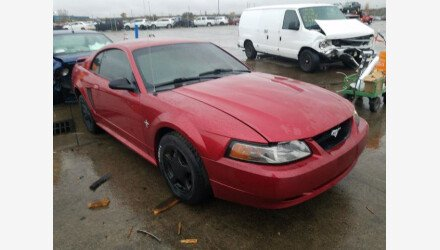 2003 Ford Mustang Coupe for sale 101413158
