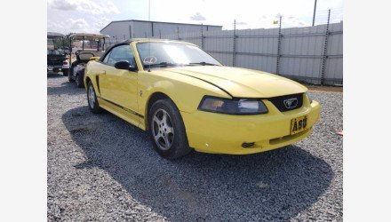 2003 Ford Mustang Convertible for sale 101413717