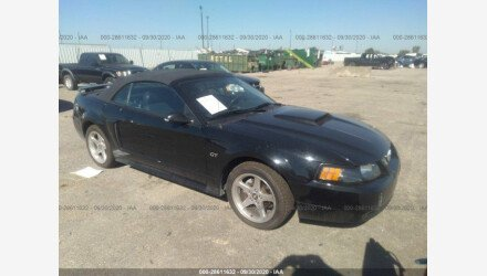 2003 Ford Mustang GT Convertible for sale 101413970
